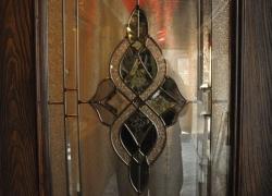 woodgrain-fiberglass-door-with-decorative-glass