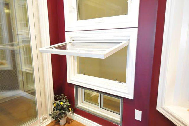 Windows And Door Showroom At Superior Home Improvements In